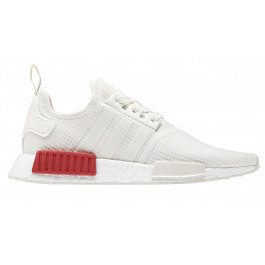 Weiß sneakers adidas NMD R1 White Lush Red 112€ | B37619