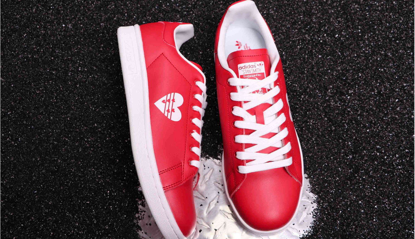 76fe9773d2 Rot sneakers adidas Stan Smith W Active Red - 80€ | G28136 | Shooos