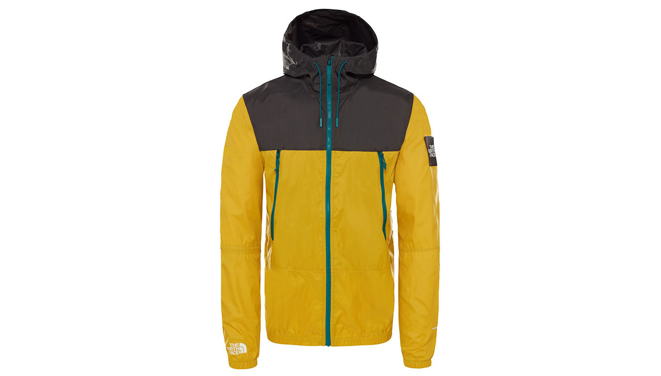 pretty nice 4a91f 11945 The North Face M 1990 Se Mnt Jkt Leo Yellow/Grey