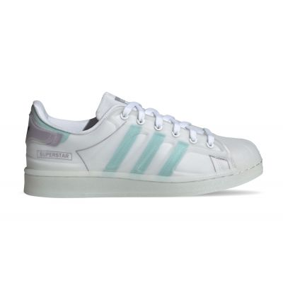 adidas Superstar Futureshell W Ftwr White/Acid Mint/Rich Mauve