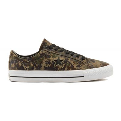 Converse One Star Pro Pixelated Digital Camo