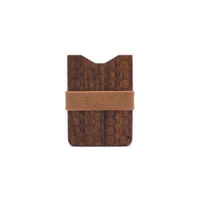 Gunton Wooden Wallet