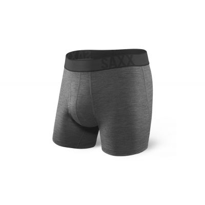 Saxx Blacksheep Boxer Brief Charcoal Heather