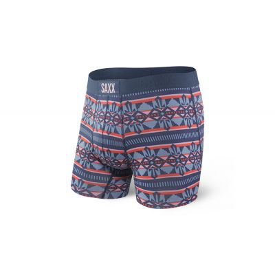 Saxx Vibe Boxer Brief Ink Geo