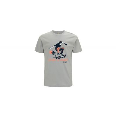 Shooos Legacy Grey T-Shirt Limited Edition