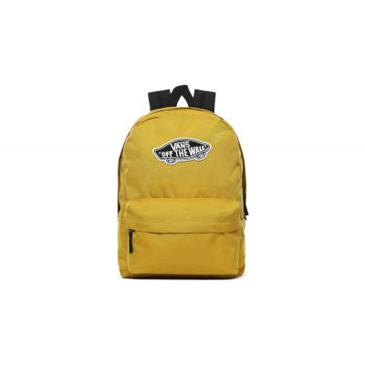 Vans Wm Realm Backpack Olive Oil