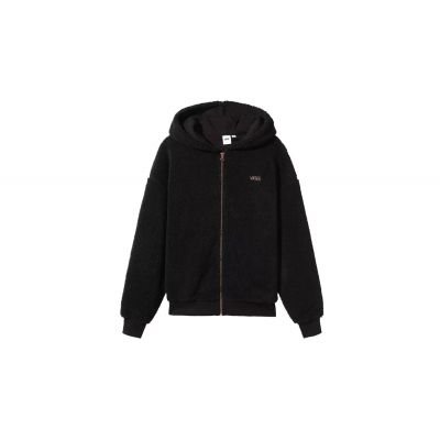 Vans Wm Soar Up Zip Hoodie Black